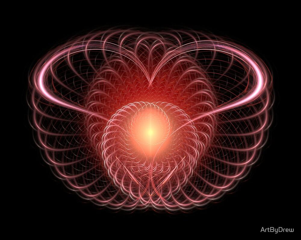 Heartstrings by ArtByDrew