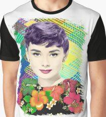 Audrey Hepburn Graphic T-Shirt