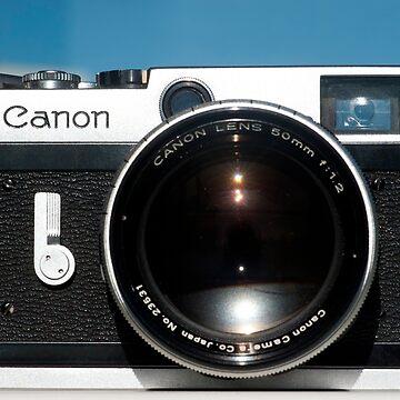 Canon P by stillmoment