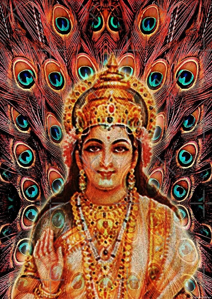 Parvati by Ceciliajna