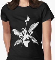 Linkin Park Hybrid Theory Women's Fitted T-Shirt
