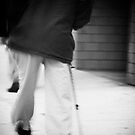 Navigating the Sidewalk by Judith Oppenheimer