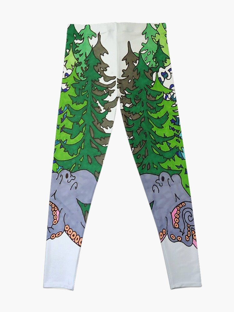 Alternate view of Mountain Leggings