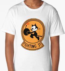 VFA-31 Fighting 31 Emblem Long T-Shirt