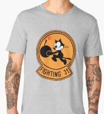 VFA-31 Fighting 31 Emblem Men's Premium T-Shirt