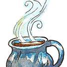 Coffee Love by lysswhitart
