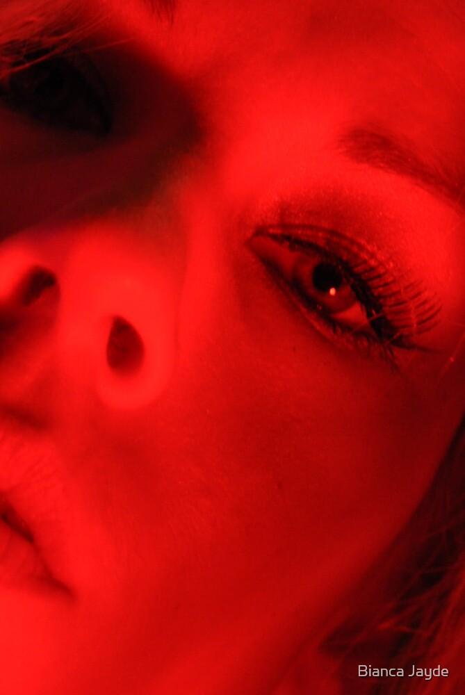 seeing red by Bianca Turner
