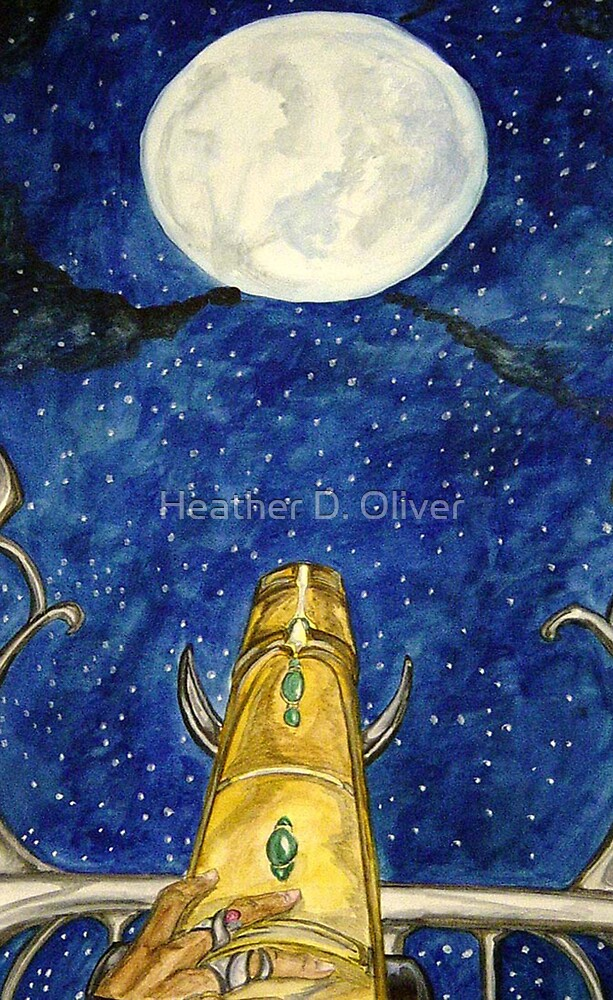 Observatory by Heather D. Oliver