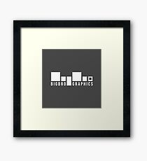 BigBro Graphics Logo Framed Print