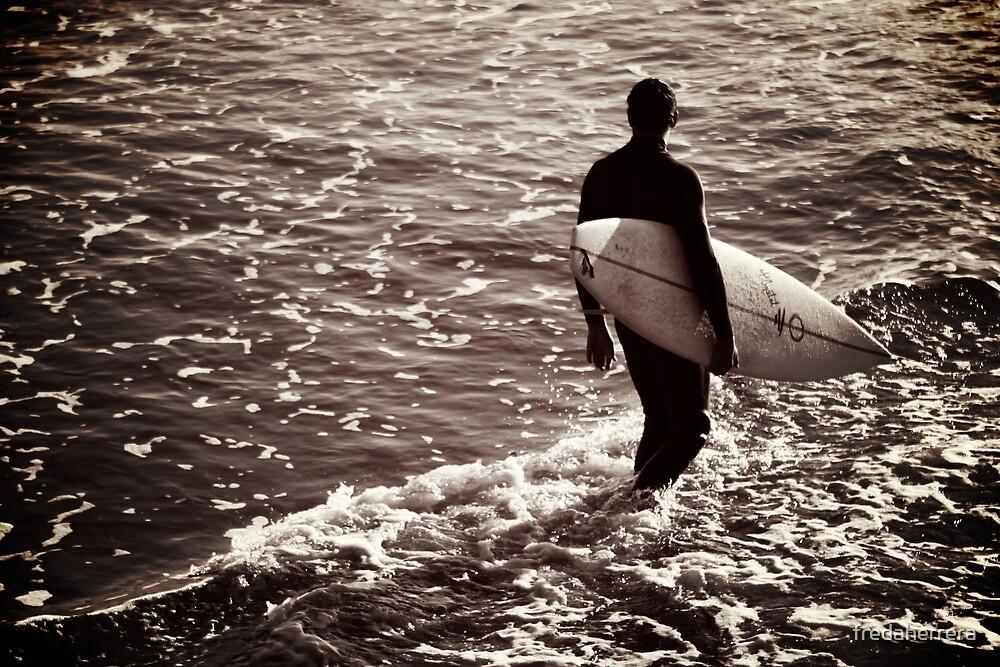 Open Ocean 2 by fredaherrera