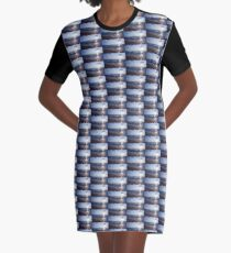 beached jellyfish Graphic T-Shirt Dress