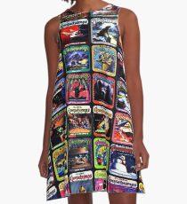 Goosebump Collection A-Line Dress