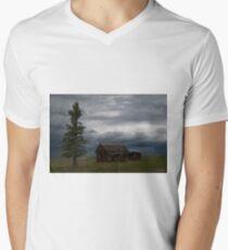 Montana Field Men's V-Neck T-Shirt