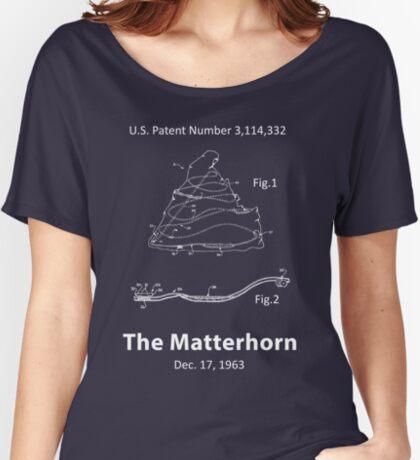 The Matterhorn Patent Shirt Relaxed Fit T-Shirt