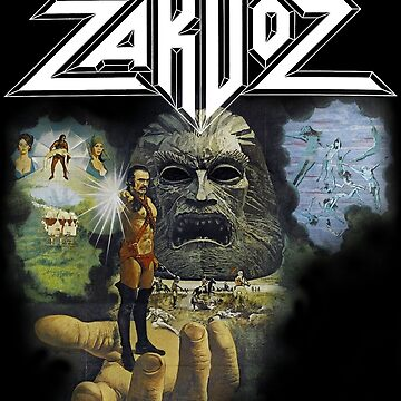 Zardoz shirt!! by comastar