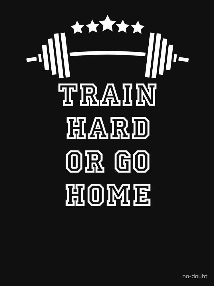Gewichte Train Hard von no-doubt