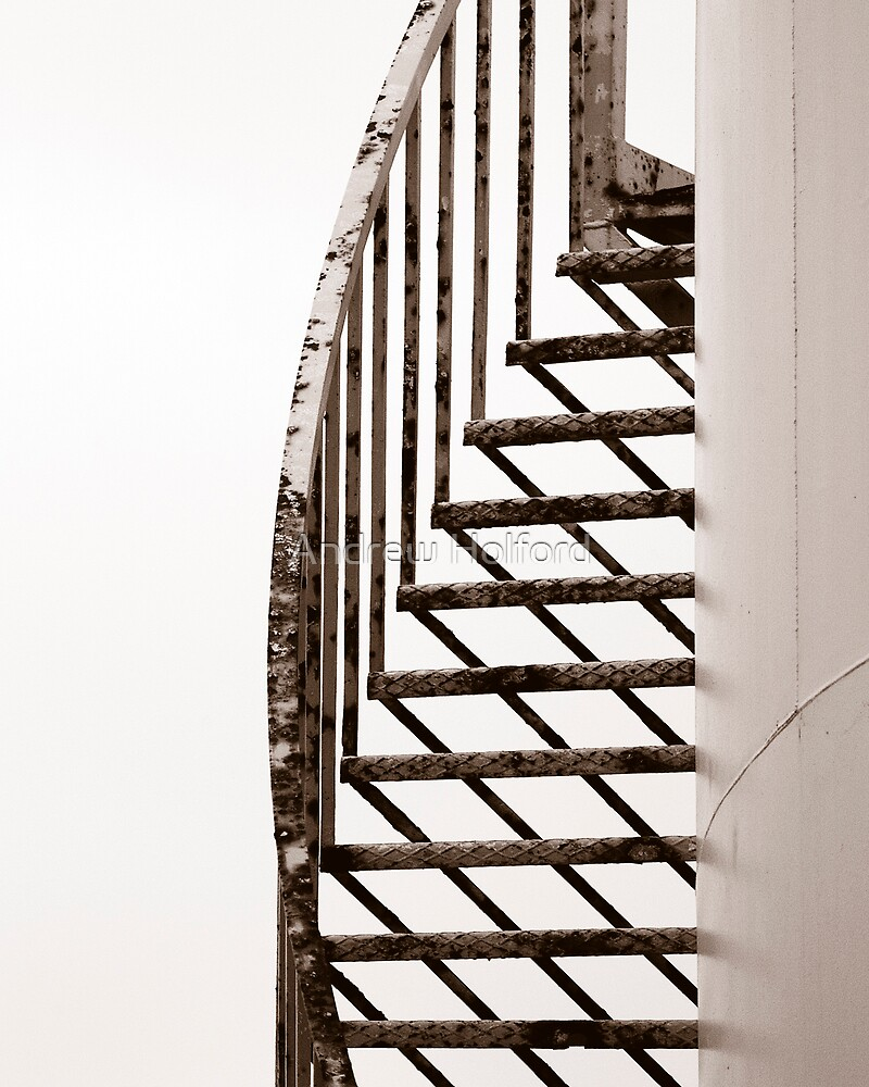 Industry Stairway by Andrew Holford