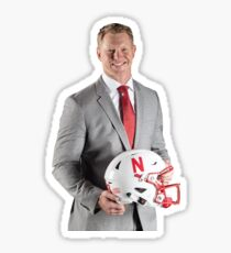 Scott Frost Sticker