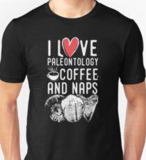 Paläontologisthemd - Spaßpaläontologie-Geschenkidee Unisex T-Shirt