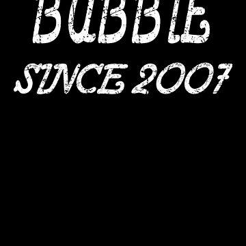 Bubbie Since 2007 de GoOsiris