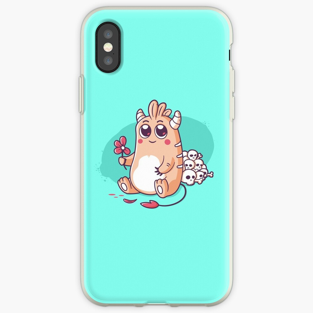 Loves Me Not iPhone Case & Cover