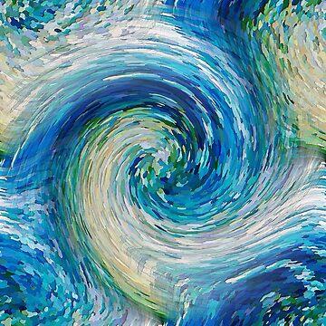 Wave to Van Gogh by CustomHDman