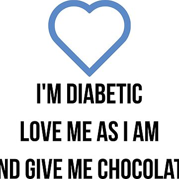 A diabetic's Valentine's day request by Mandz11