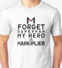 MY HERO IS MARKIPLIER Unisex T-Shirt