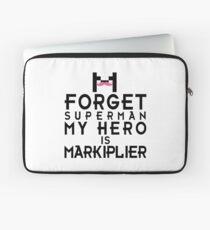 MY HERO IS MARKIPLIER Laptop Sleeve