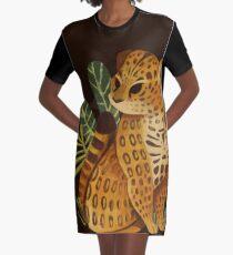 Jaguar Graphic T-Shirt Dress