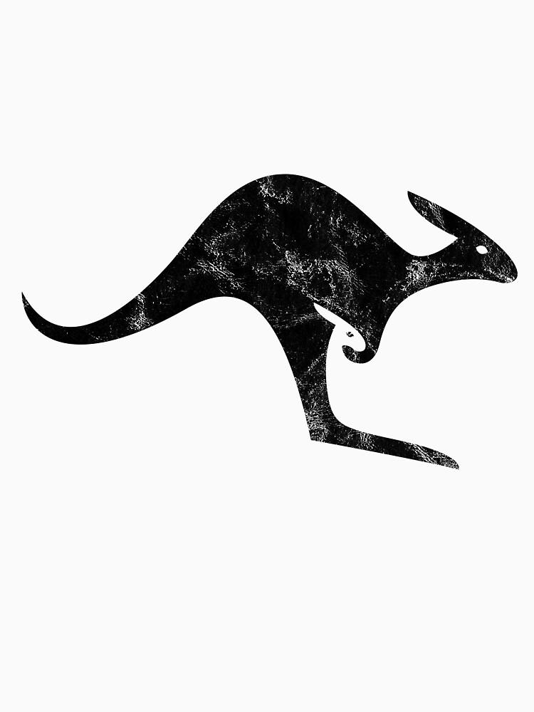 Canguro English Logo (Black) by CanguroEnglish