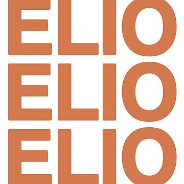 Elio Elio Elio by regulationhotty