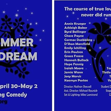 NC Theatre presents A Midsummer Night's Dream by nctheatre