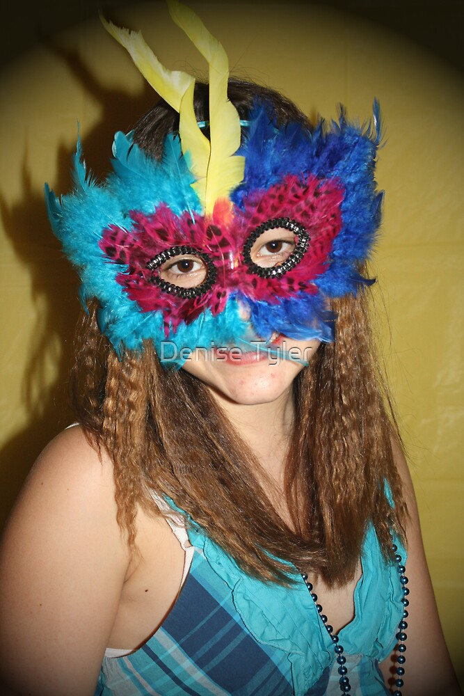 Going to the masked ball ? by Denise Tyler