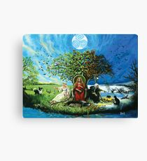 The Maiden, The Mother, and The Crone Canvas Print