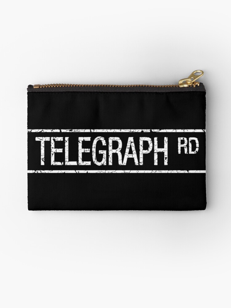 Telegraph Road sign by reapolo