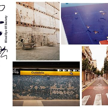 Barcelona by BlindEyeSociety