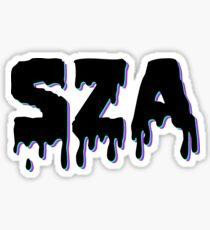 SZA Sticker