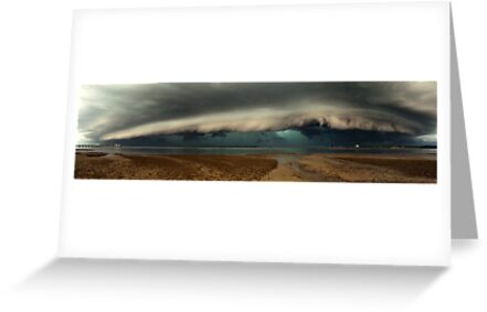 Woody Point Pano by Mel Brackstone