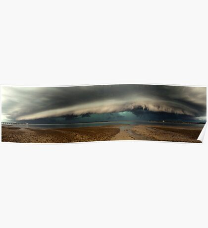 Woody Point Pano Poster