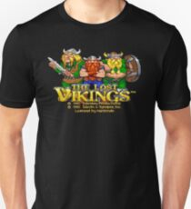 The Lost Vikings Unisex T-Shirt