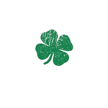 I'm Paddy Let's Party Clover St Patrick's Day T-Shirt by PinkDesigns