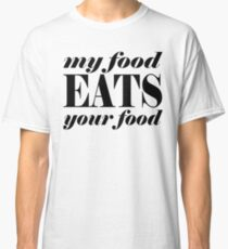 Carnivore words Classic T-Shirt