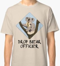 Drop Bears Preservation Society Classic T-Shirt