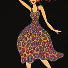 Rainbow Dancer by Lisafrancesjudd