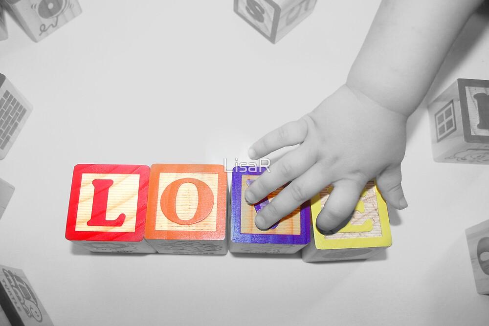 LOVE by LisaR