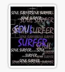 Surfer II Sticker