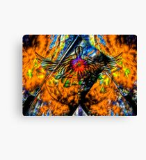 Meditative Soul Canvas Print