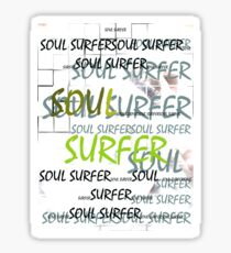 Surfer I Sticker