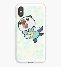 Fancy Oshawott iPhone Case